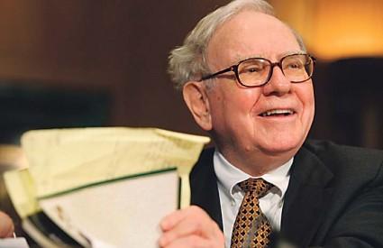 Milijarder Warren Buffett lani je zaradio 10 milijardi dolara
