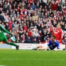 Premiership - Torres 'potopio' Everton