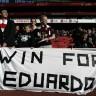 Navijači Aston Ville vrijeđali Eduarda