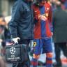 Messi šest tjedana 'out'
