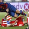 Primera - Barcelona samo remizirala