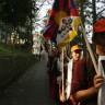Tibetanci nastavljaju marširati u domovinu
