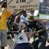 Zimbabve: Policija na ulicama