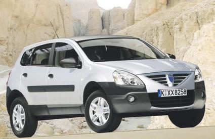 LOGAN SUV će koštati oko 11.500 eura