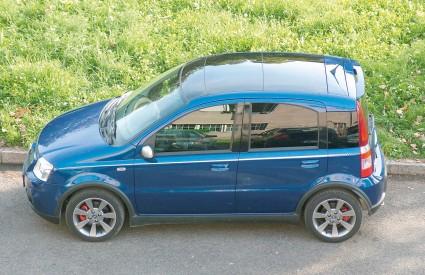 FIAT Panda 1,4 16V HP 100 omogućava pravu sportsku vožnju