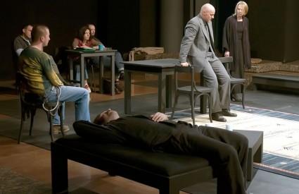 Kazališni komad režirala je redateljica Franka Perković