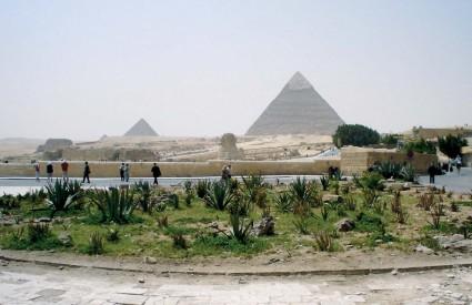 Ako niste vidjeli piramide u Gizi, kao da i niste bili u Egiptu
