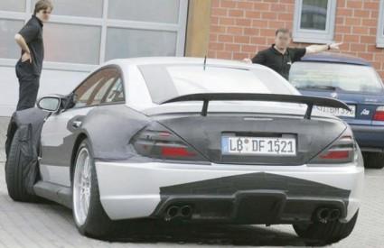Najjači Mercedes SL svih vremena
