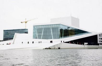 Svi se nadaju kako će operna kuća u budućnosti postati najveća turistička atrakcija u Oslu