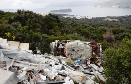 Hrvatska ne radi ništa po pitanju otpada