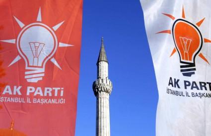Ustavni sud razmatra zahtjev za zabranom rada vladajućeg AK-a