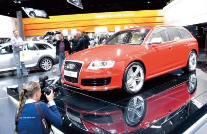 SVJETSKA VICE PREMIJERA: Audi RS6 Avant