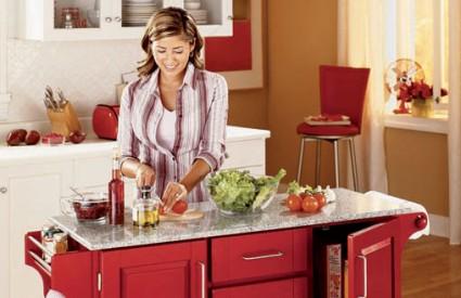 Kako dobro urediti kuhinju