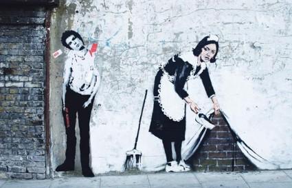 Je li Banksy zapravo skupina ljudi?