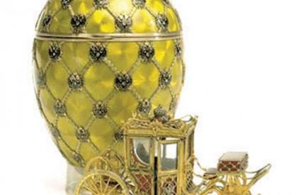 Nestalo je 8 Fabergeovih jaja, svako vrijedno preko 30 milijuna dolara
