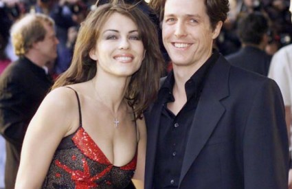 Hugh Grant dugo je bio u vezi s Elizabeth Hurley
