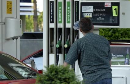 INA cijena goriva