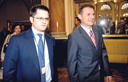 Šefovi diplomacija Srbije i Hrvatske razmijenili su oštre riječi