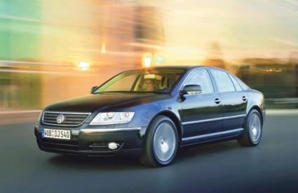 Volkswagenova limuzina troši 9,1 litru dizela na 100 km