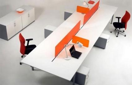 Kako treba obojati ured