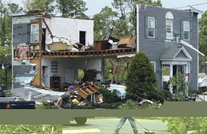 Porast broja uragana zadnjih godina neki povezuju s prirodnim višedesetljetnim ciklusom