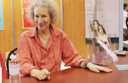 Margaret Atwood objavila je desetak romana