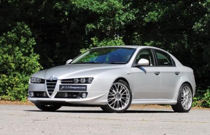U odnosu na serijski Alfin 2.2 JTS motor, Autodeltina verzija ima snagu veću za 60 KS