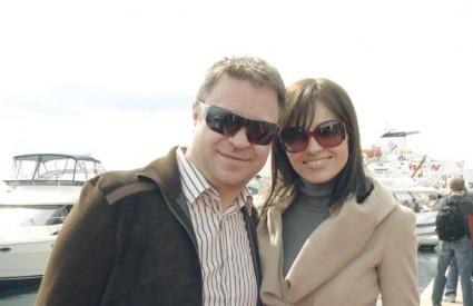Hrvoje i Branka Krstulović već imaju trogodišnjeg sina Antu