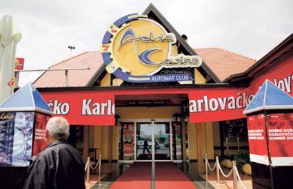 Kasino Adria u nedjelju oko 1 sat ujutro bio je meta nepoznatog pljačkaša koji je pobjegao s više od 100.000 kuna