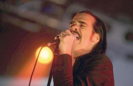 Nick Cave svojim je nastupom oduševio petnaestak tisuća ljudi