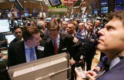Zabrinuti brokeri
