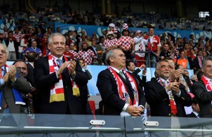 Nakon utakmicu Hrvati su imali puno više razloga za sljavlje, iako baš nisu bili zadovoljni igrom