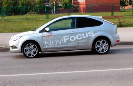 Focus je najčvršći model u kompaktnoj klasi