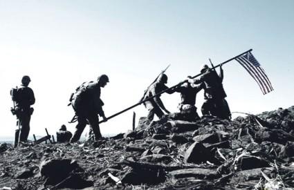 Svađa je nastala zbog filmova 'Zastave naših očeva' i 'Pisma s Iwo Jime' u kojima nema crnaca