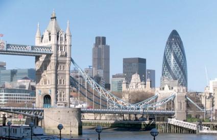 Britanska prijestolnica gospodarski je najutjecajniji grad