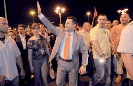 Nikola Gruevski osudio je nasilje koje je zasjenilo izbore