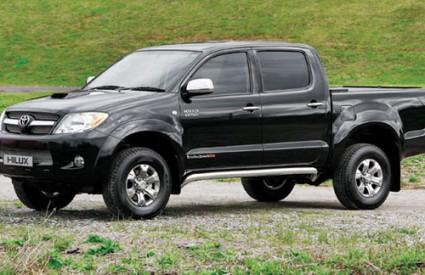 Moćni Toyotin pick-up Double Cab