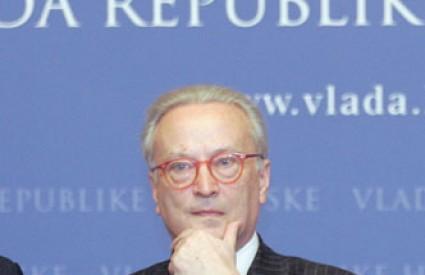 Hannes Swoboda, izvjestitelj EP-a za Hrvatsku