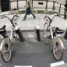 Bicikl za vožnju po Parizu pronađen čak u Rumunjskoj