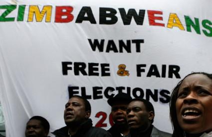 Stanovnici Zimbabvea jedino žele legalne demokratske izbore