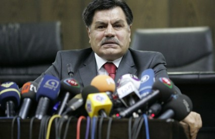 Hasim Kilic u obraćanju novinarima nakon presude