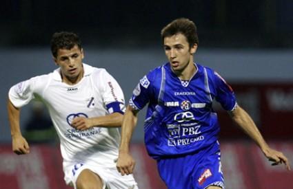 Milan Badelj (plavi dres)