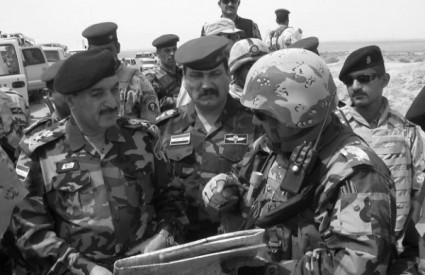Irački i američki časnici planiraju akciju na terenu