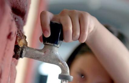 Strašno je koliko pitke vode nedostaje