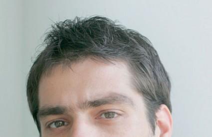 Marko Podrug, zamjenik glavnog urednika Metro Expressa