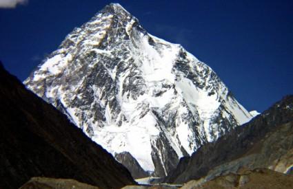 K2 (8.611m), drugi najviši vrh svijeta