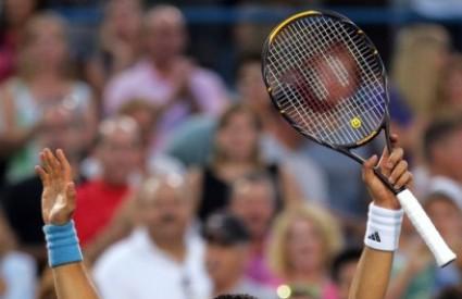 Novak Đoković u finalu US Opena