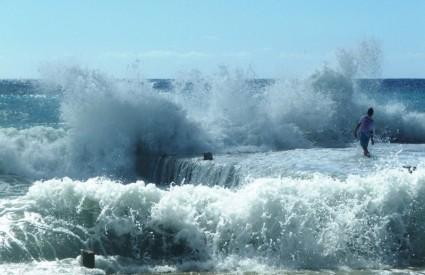 Kako predvidjeti gigantske valove