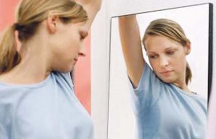 Spriječite pretjerano znojenje