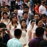 Preko tri stotine tisuća vjenčanja u Kini